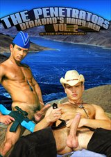 The Penetrators: Diamond's Hairy Men 2