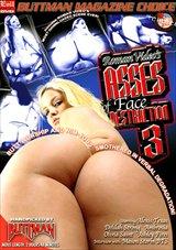 Asses Of Face Destruction 3