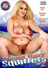 Young Hairy Squirters 2