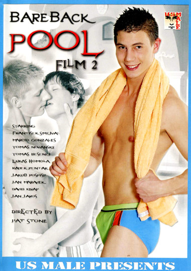 Bareback Pool 2 Cover Front