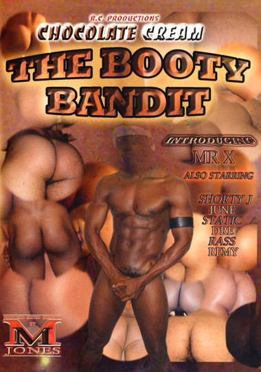 Booty Bandit 1 Cover Front