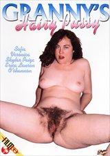 Granny's Hairy Pussy