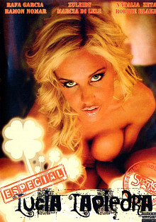 Especial Lucia La Piedra cover