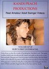 Kandi Peach Productions 49: Ruby's First Interracial