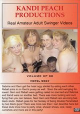 Kandi Peach Productions 68: Hotel Orgy
