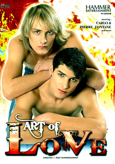 Art of Love Cover Front