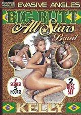 Big Butt All Stars Brazil : Kelly