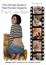 Faye Cums Again