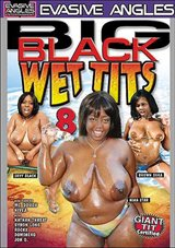 Big Black Wet Tits 8