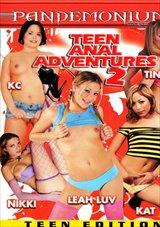 Teen Anal Adventures 2