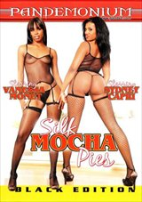 Silk Mocha Pies