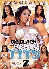 Big Black Creamy Tits 2