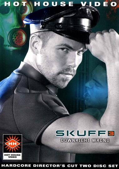 Skuff 3 Downright Wrong Cover Front