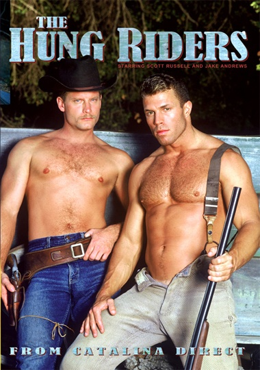 The Hung Riders Cover Front