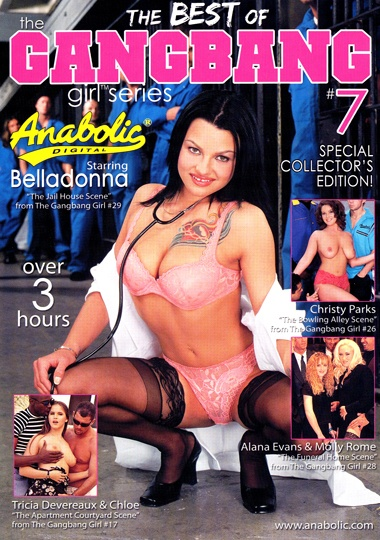 The Best Of Gangbang Girl Series 7 cover
