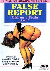 English Discipline Series: False Report Girl On A Train 2