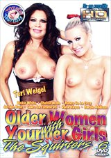 Older Women With Younger Girls The Squirters 6