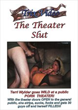 The Theater Slut