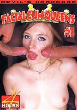 Facial Cum Queens