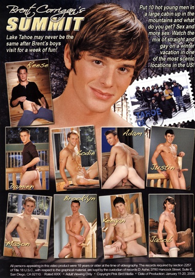 Brent Corrigans Summit Cover Back