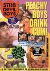 Peachy Boys Drink Cum