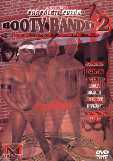 Booty Bandit 2 Revealed Cover Front