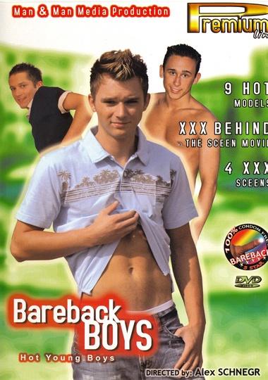 Bareback Boys Cover Front