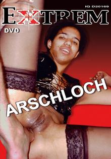 Extrem Arschloch cover