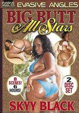 Big Butt All Stars: Skyy Black