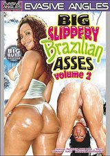 Big Slippery Brazilian Asses 2