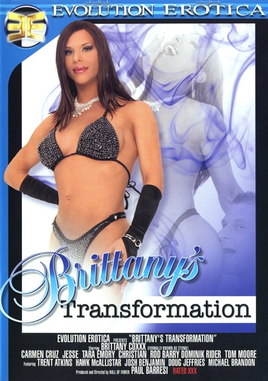 Brittany's Transformation cover