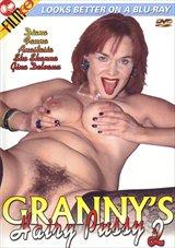 Granny's Hairy Pussy 2