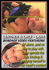 Leather And Lace: Lara