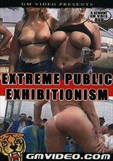 Extreme Public Exhibitionism