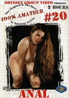 100 Percent Amateur 20: Anal