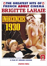 Indecencies 1930 - French