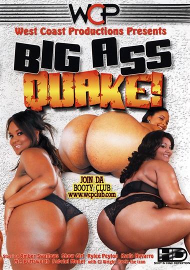 Big Ass Quake cover