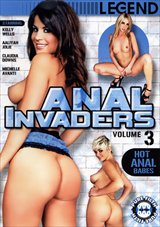 Anal Invaders 3
