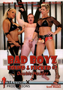 Bad Boyz Bound And Fucked 2 cover