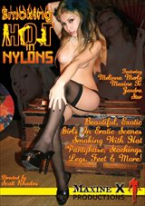 Smoking Hot In Nylons