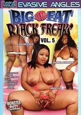 Big Um Fat Black Freaks 5