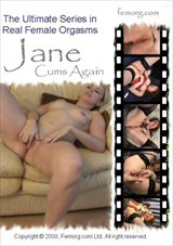 Jane Cums Again