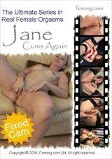 Jane Cums Again Fixed Cam