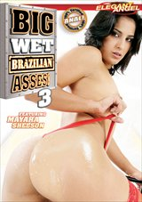 Big Wet Brazilian Asses 3