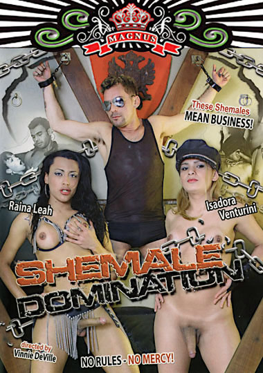 Shemale Domination cover