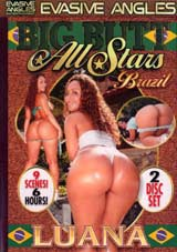 Big Butt All Stars Brazil: Luana