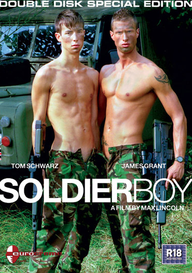 SoldierBoy Cover Front