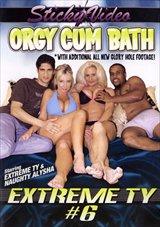 Orgy Cum Bath: Extreme Ty 6
