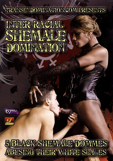 Inter-Racial Shemale Domination cover