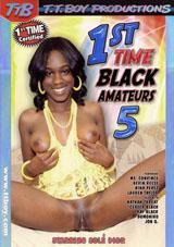 1st Time Black Amateurs 5